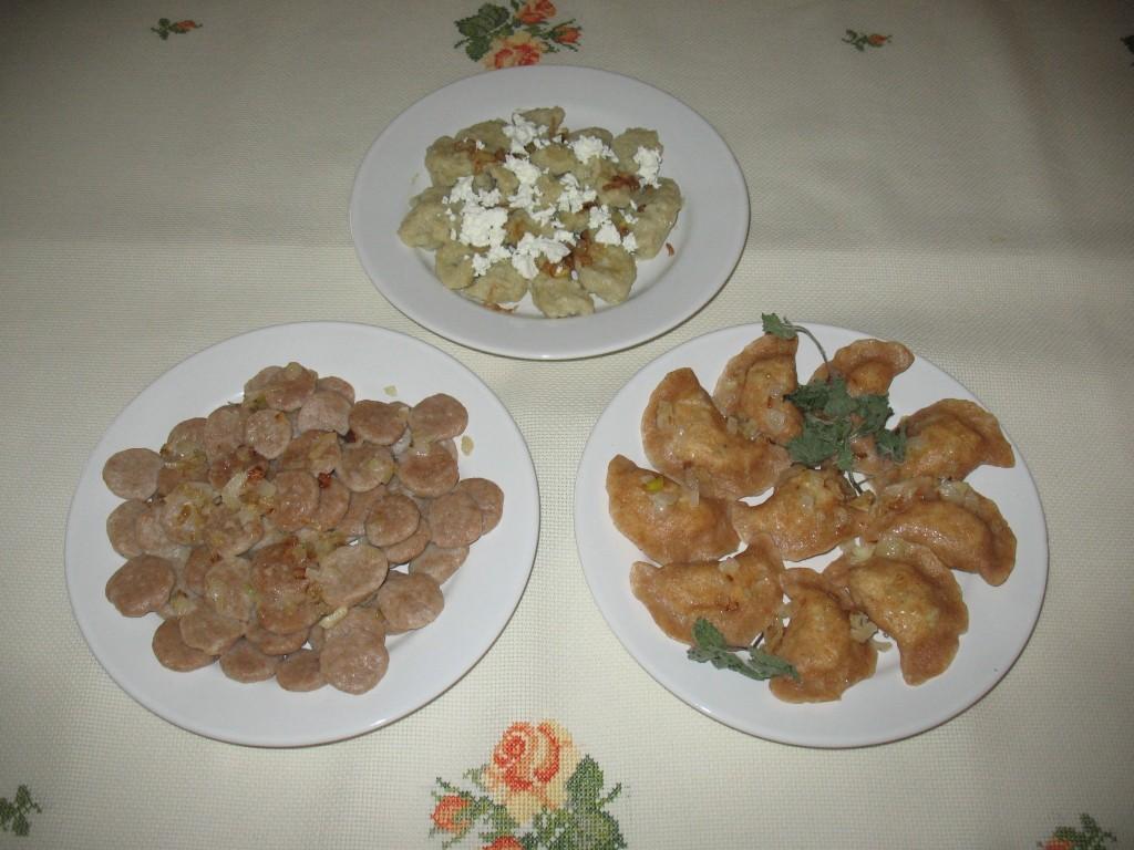 Kuchnia Łemkowska